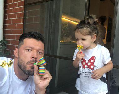 Victor Slav este topit dupa fiica sa! Prezentatorul Kanal D povesteste despre...