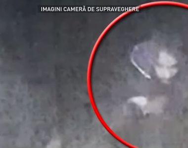 VIDEO   Primele imagini cu bărbatul care a agresat două femei în Capitală