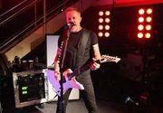 Metallica a anulat turneul din Australia şi Noua Zeelandă, după ce Hetfield a fost internat la dezintoxicare