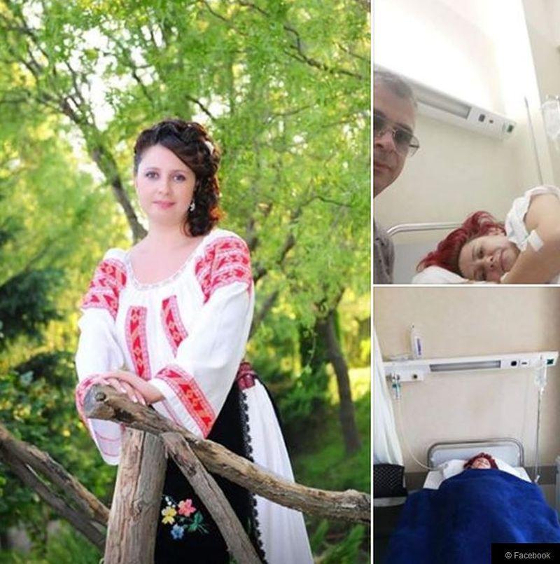 O cântăreață de muzică populară a suferit un grav accident în Grecia. Femeia are acasă 3 copii