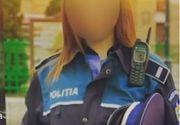 VIDEO | Polițista artistă, agresată de comisarul șef
