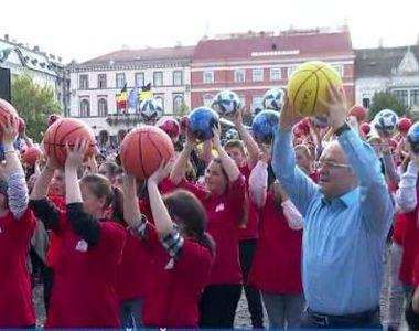 VIDEO   Weekend de sărbătoare la Cluj