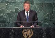 Preşedintele Klaus Iohannis participă luni la Adunarea Regională a organizaţiilor PNL Nord-Vest, la Cluj-Napoca