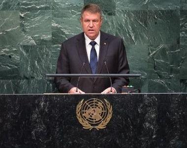 Preşedintele Klaus Iohannis participă luni la Adunarea Regională a organizaţiilor PNL...