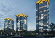Cel mai scump apartament din România s-a vândut cu peste 8 milioane de euro! Penthouse-ul îmbrăcat în sticlă are peste 1.000 metri pătraţi şi o piscină lungă de 9 metri!