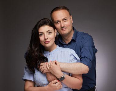 Simona Cumpănaşu a fost păcălită de soţul ei? Vezi cum a răspuns partenera lui...