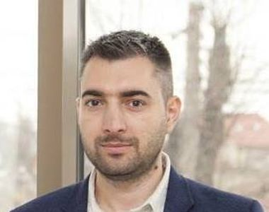 Sebastian Popescu - candidat din partea Partidului Noua România la alegerile...