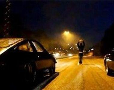VIDEO | Cursele ilegale bagă oamenii în spital! Cum s-a produs accidentul din Capitală,...