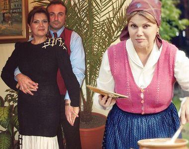 """""""Coana Chiva"""" e distrusă după moartea soţului răpus de cancer: """"Iertaţi-mă, dar simt ca..."""