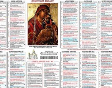"""Calendar ortodox, luni, 30 septembrie. Cui trebuie să spui """"La mulți ani!"""" astăzi"""