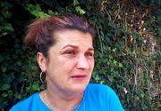 VIDEO | Mama Luizei Melencu s-a prezentat la sediul Poliţiei Române pentru a-i fi prelevate probe biologice