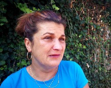 VIDEO | Mama Luizei Melencu s-a prezentat la sediul Poliţiei Române pentru a-i fi...