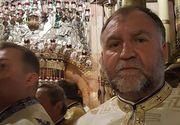 """Fotografia devenită virală a unui preot român: """"Priviți cât de minunat au protejat albinele chipul Maicii Domnului cu Pruncul Iisus în brațe!"""""""