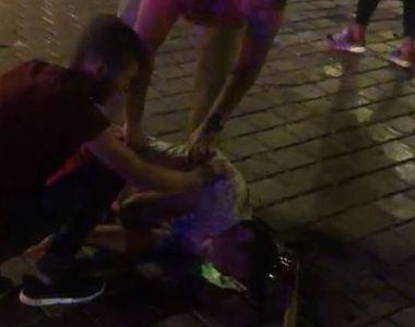 Anunț important al Poliției Capitalei despre tânărul ucis în Piața Constituției