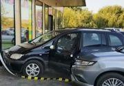 Grav accident în Vaslui. Un șofer a încurcat pedalele mașinii și a lovit un copil care circula pe trotuar