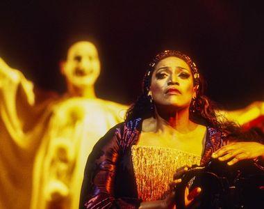 Soprana Jessye Norman, recompensată cu National Medal of Arts şi de patru ori cu...