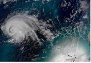 Uraganul care va lovi România în zilele următoare. Uraganul Lorenzo va pătrunde în Europa
