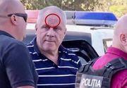 Indiciu uluitor pe fruntea lui Gheorghe Dincă. Fotografia care face furori pe internet