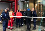 Atac violent la mall, soldat cu un mort și zece răniți