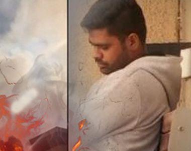 VIDEO | Detalii neștiute despre incendiul de lângă Piața Constituției. De s-a certat...