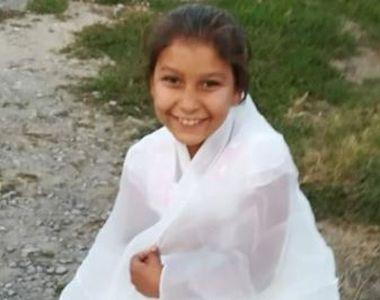 VIDEO | Fetița de 11 ani dispărută ieri a fost găsită