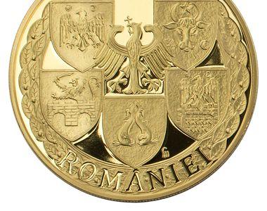 Medalie exclusivă cu ocazia comemorării a 30 de ani de la Revoluția din 1989
