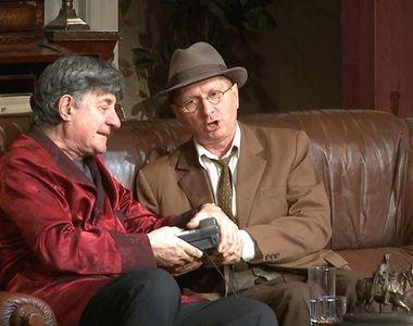 Ion Caramitru şi Horaţiu Mălăele au devenit milionari dintr-o singură piesă de teatru!...