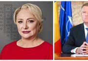 Cine o va înlocui pe Viorica Dăncilă în funcția de Prim-Ministru. Nume-surpriză pregătit de Klaus Iohannis