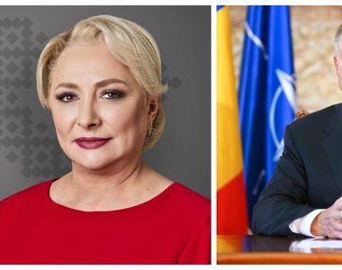Cine o va înlocui pe Viorica Dăncilă în funcția de Prim-Ministru. Nume-surpriză...