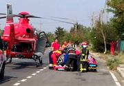 Accident de proporții în Giurgiu. S-a soldat cu 4 răniți