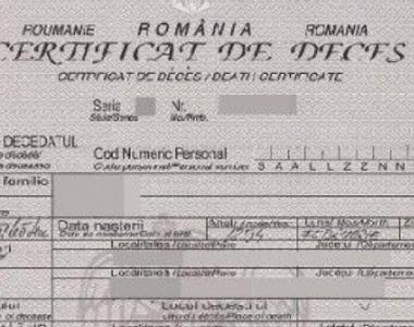 Caz Caracal. Ce se întâmplă cu certificatul de deces al Alexandrei Măceșanu este...
