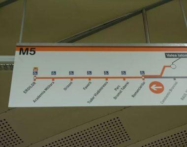 Când se deschide metroul Drumul Taberei - Eroilor. Anunțul oficial al Metrorex
