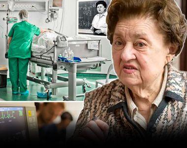 """Primele amănunte despre starea de sănătate a Tamarei Buciuceanu Botez! """"Îi era foarte rău"""""""