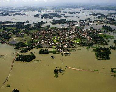 Catastrofă mondială. 1.600 de persoane au murit în urma musonului