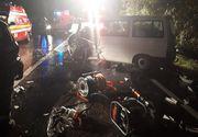 Accident grav pe DN 66 Haţeg - Simeria. O femeie şi un bărbat au decedat, iar alte două persoane au fost rănite