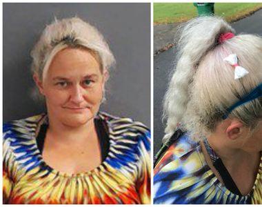 Polițistul o oprise pe o femeie pentru că avea numerele de înmatriculare expirate....
