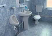 VIDEO   Toaleta care costă cât o garsonieră în București