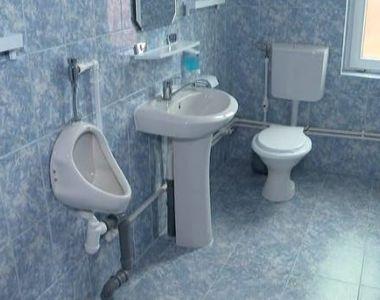VIDEO | Toaleta care costă cât o garsonieră în București