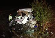Accident teribil în Ialomiţa: 10 morţi şi 7 răniţi! Un microbuz a fost lovit de un TIR
