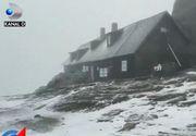 VIDEO | Prima ninsoare în România! Imagini de la Bâlea Lac