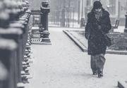 Meteorologii anunţă vreme deosebit de rece, ninsori la munte, precipitaţii mixte în zonele subcarpatice până marţi dimineaţă