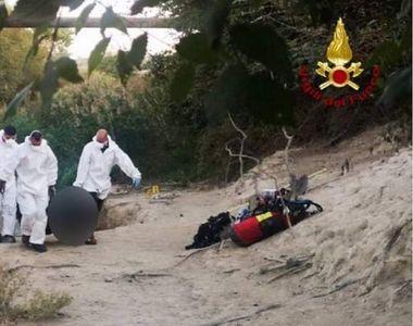 Augustin a fost găsit mort pe marginea unui pârâu din Italia! Era decedat de cinci zile
