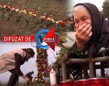 VIDEO | Primele victime ale accidentului din Ialomița, aduse acasa! Durere și lacrimi...