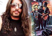 """Mesajul chitaristului Bogdan Giurea, care amenințase că se sinucide: """"Depresia a început atunci când am fost dat afară din trupă!"""""""