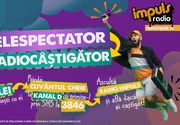 Fii telespectator radiocastigator!  Kanal D si Radio Impuls deschid sezonul premiilor zilnice pentru shopping online