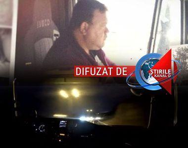 VIDEO | Ce s-a aflat despre șoferul camionului care a spulberat 10 vieți în Ialomița....