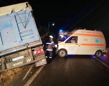 Cât s-a odihnit, de fapt, șoferul de TIR înainte de a produce accidentul din Ialomița....