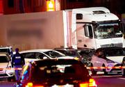 Un bărbat fură un camion şi loveşte mai multe maşini în vestul Germaniei, în faţa Palatului Justiţie din Limburg