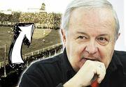 Prima fotografie din cariera regretatului Cristian Țopescu! Uite cum arăta marele comentator pentru prima dată pe stadion FOTO