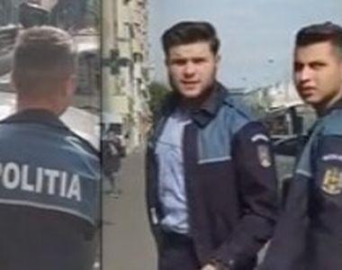 VIDEO | Polițiști luați la rost de un bucureștean, după ce și-au parcat mașina pe...